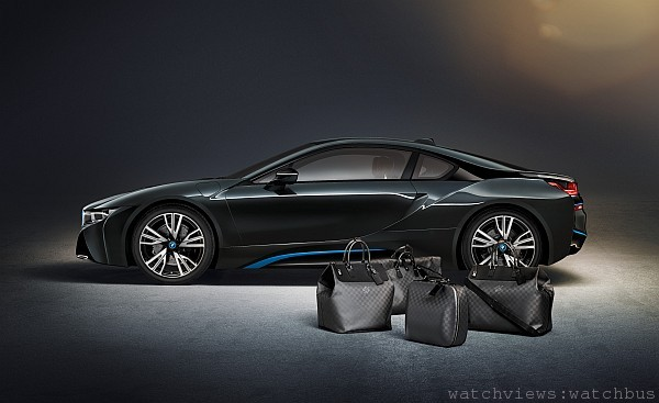 LOUIS VUITTON 路易威登與BMW聯手打造未來旅行系列