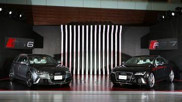 全新Audi RS 6 Avant 與 RS 7 Sportback 再掀極速狂潮