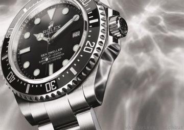[2014 Basel] 勞力士推出現代版的 Oyster Perpetual Sea-Dweller 腕錶 Ref.116600