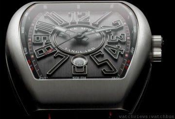 Franck Muller新推出Vanguard系列腕錶