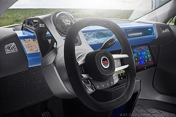 """寶齊萊與Rinspeed""""XchangE""""概念車靈神合體,未來概念汽車化身腕錶上鍊器"""