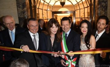 BVLGARI寶格麗歡慶130 週年:慨捐羅馬市政府 150 萬歐元整修西班牙台階;羅馬總康多堤大道總店嶄新開幕