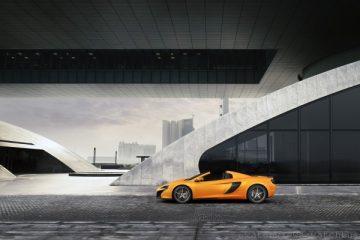 全方位超級跑車飆速抵台,McLaren 650S正式發表
