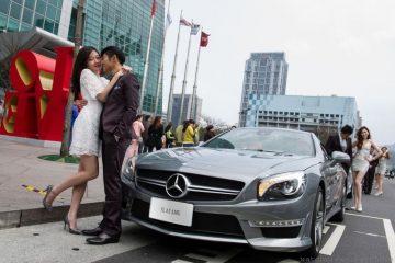 來自星星的夢幻車隊—體驗Mercedes-Benz魅力3/22起跑