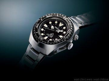 Seiko Prospex 系列:專業運動必備的專業腕錶