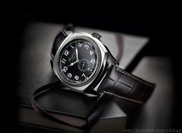 [2014 Basel] 成功傑作的復刻版:Longines Heritage 1935浪琴表1935復刻飛行錶