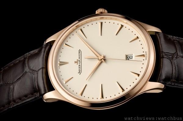 微觀纖薄雅緻的鐘錶世界:積家Master Ultra Thin(Date)系列超薄大師腕錶與超薄日曆大師腕錶