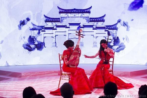 台北市立國樂團演出