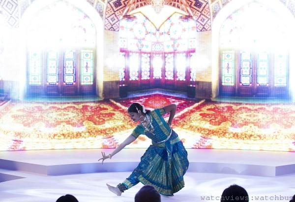 Sanath Shravath 印度SND舞團(少年Pi電影女主角)表演印度舞蹈