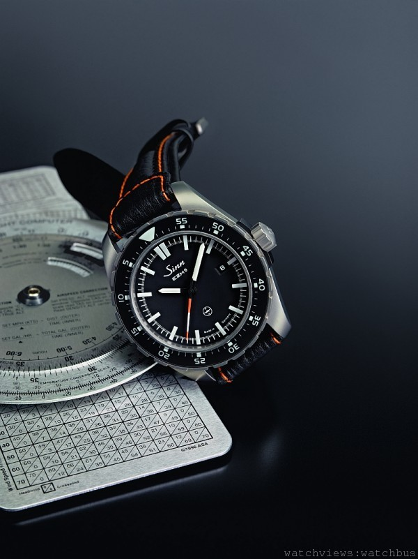 EZM9 TESTAF 鈦金屬專業飛行腕錶