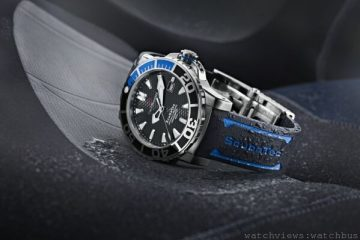 [2014 Basel] 專業配備勇闖深海:Carl F. Bucherer寶齊萊柏拉維Patravi ScubaTec潛水腕錶