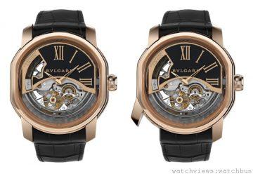 極致纖薄鐘樂奇鳴:寶格麗2014 瑞士鐘錶展頂級複雜功能錶抵台,率先於亞洲區首站曝光