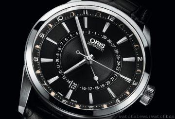 一步登月:Oris推出全新Artix 指針式月亮週期錶