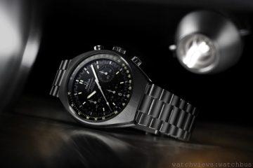 復刻經典計時錶:OMEGA超霸 Speedmaster Mark II腕錶