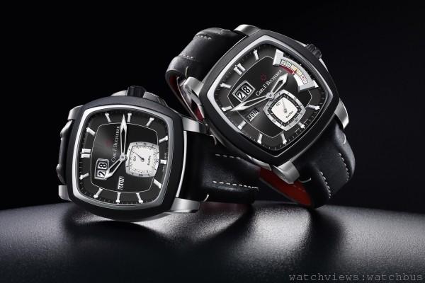 Carl F. Bucherer寶齊萊品牌故事(三) :Patravi 柏拉維系列腕錶