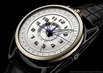 以古典演繹當代,計時碼錶工藝的全新表述:De Bethune DB28 Maxichrono