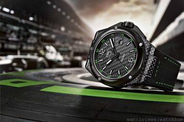 IWC萬國錶工程師系列再添兩款腕錶新秀—碳鋼高性能自動腕錶陶瓷版及雙時區腕錶