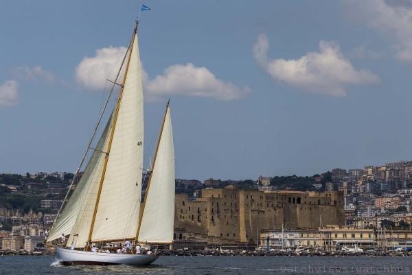 Panerai Classic Yacht Challenge 2013 Vele D'Epoca Napoli 2013 Ph: Guido Cantini / seasee.com