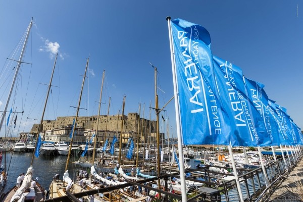 2014 年沛納海古典帆船挑戰賽:沛納海歡慶品牌與古典帆船運動結緣十載