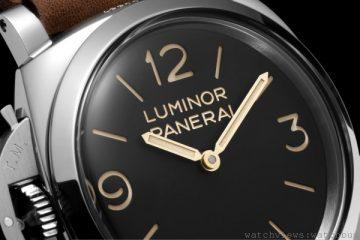 旁門左道的魔力:沛納海左冠錶Panerai Left-Handed Watches Collection 2014