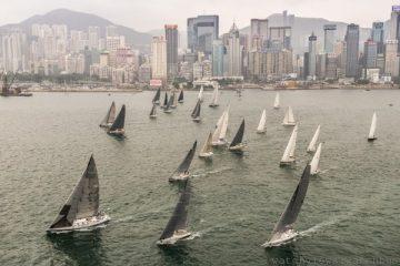 帆船運動王者冠名贊助:Rolex China Sea Race勞力士中國海帆船賽自香港盛大啟航