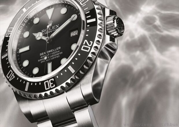 勞力士如何征服深海:OYSTER PERPETUAL SEA-DWELLER 4000原款排氦閥門,掌握深海之鑰