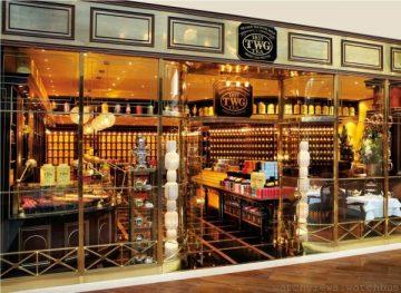 世界國際奢華茶葉品牌TWG Tea,台灣首間沙龍與精品店正式進駐微風廣場