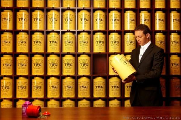 TWG Tea 沙龍與精品店
