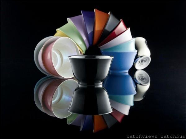 「TWG Tea魅幻茶杯系列Glamour Tea Bowls」;建議售價:NT$4,641-11,550元不等