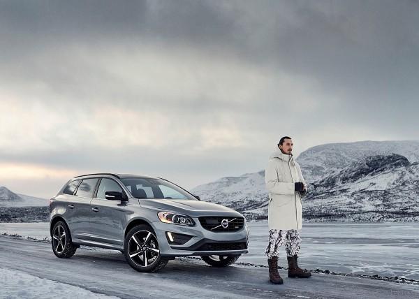瑞典現任國家足球隊隊長 Zlatan Ibrahimovi為 Volvo XC60 拍攝廣告,向全世界傳遞『 Made by Sweden 』的瑞典精神