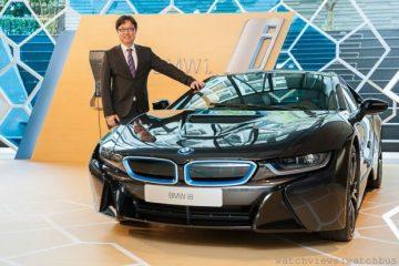 未來移動的新趨勢:BMW i3、BMW i8天生電動 與眾不同