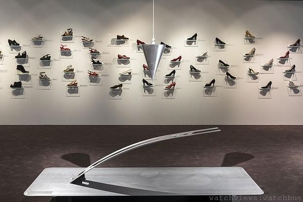 Salvatore Ferragamo平衡(Equilibrium)於2014年6月19日 – 2015年4月12日在佛羅倫斯Ferragamo博物館展出