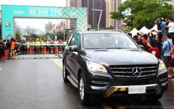 The best or nothing 為道路而生,因奔馳而美麗:Mercedes-Benz響應 NIKE 女生運動節,近 3千萬車隊共同陪跑