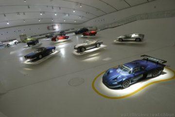 Maserati 歡慶百年特展在義大利Modena 盛大開幕