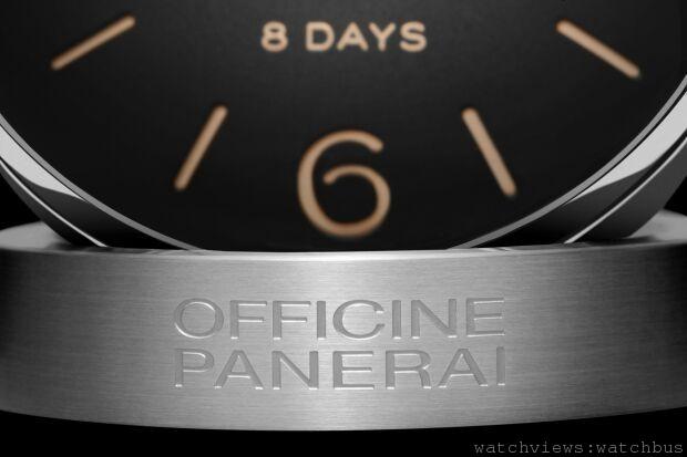 Panerai沛納海發表全新座鐘PAM00581