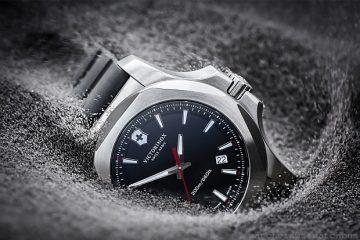 地表最強悍雋永傑作:瑞士維氏Victorinox 推出全新INOX腕錶