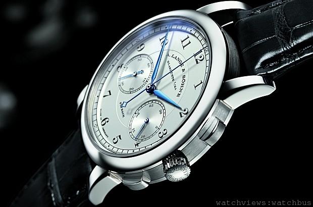 當代經典‧全面進化:A. Lange & Söhne朗格1815系列腕錶系列