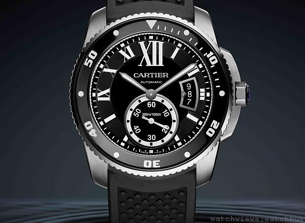 卡地亞2014年SIHH日內瓦鐘錶展最新錶款,7月5日至7月12日於台北板橋寶儀鐘錶巡迴展售