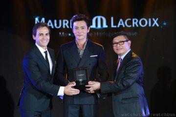 MAURICE LACROIX與南韓知名演員及音樂家張東健,簽訂全新合作代言關係