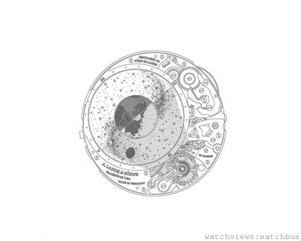 VZB 180-03, Mondscheibe, Index A