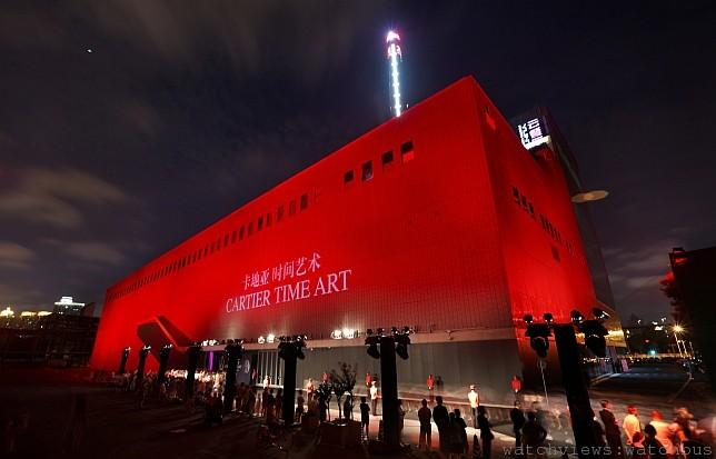 瞬息.永恆:卡地亞時間藝術展2014年7月19日-10月12日於上海當代藝術博物館展出