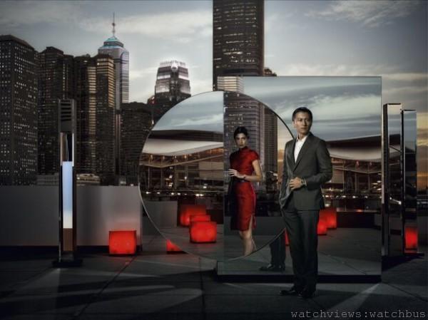瑞士製表品牌ORIS充滿期待的與謝霆鋒再度攜手合作。