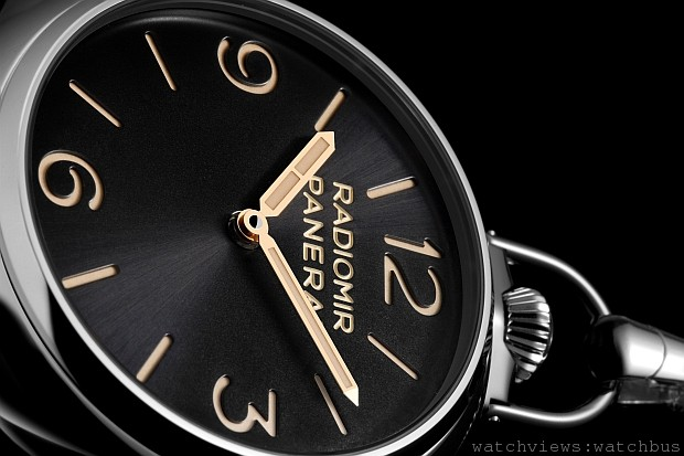 純粹的沛納海設計:沛納海精彩呈現兩款獨一無二之極致懷錶PAM00447與PAM00529
