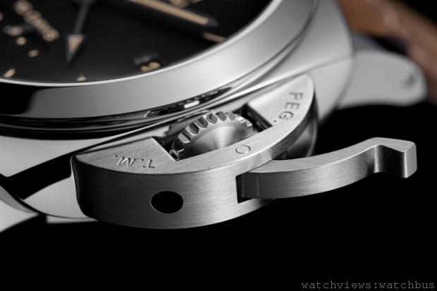 沛納海發表三款全新的Luminor 1950 系列腕錶,分別搭載三、八與十日鍊機芯