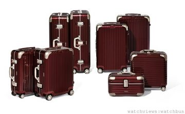 德式工藝精品旅行箱全新升級:RIMOWA Limbo系列寶石紅熱潮延燒