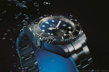勞力士推出新款ROLEX DEEPSEA腕錶,以紀念與詹姆斯‧卡麥隆合作的歷史性深潛之旅