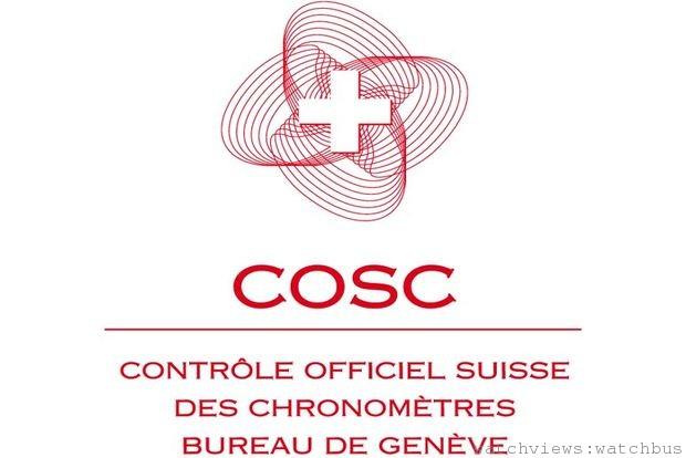 2014年上半年瑞士天文台錶C.O.S.C.認證統計結果出爐