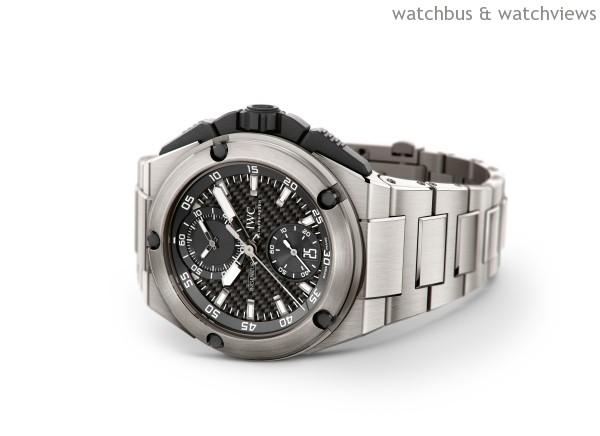 工程師計時腕錶「路易斯•漢米爾頓」特別版(型號IW379602)
