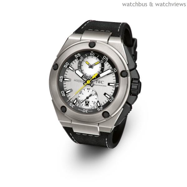 工程師計時腕錶「尼科•羅斯伯格」特別版(型號IW379603)