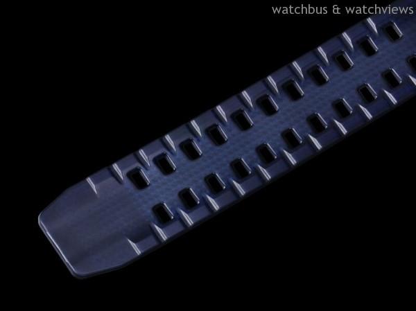 碳纖維錶帶設計